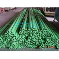 Quality Filament winding FRP pipe with sand filler for sale
