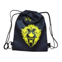 Quality custom cheap non woven drawstring bag for sale with logo printing manufacturer for sale