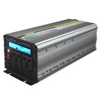 Quality 2015 new LCD display Microtek Inverter Price , Off Grid 4000W Power Inverter DC to AC for sale