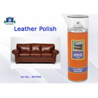 Quality Non Toxic Household Cleaners Leather Furniture or Shoe Polish Spray Multi Color for sale