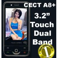 Quality CECT A8+ GSM mobile phone T mobile for sale