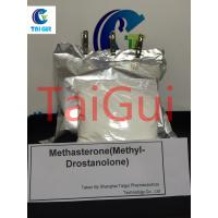 Quality Methyl-Drostanolone Raw Steroid Powders DHT Derivation Anabolic Steroids Superdrol for sale