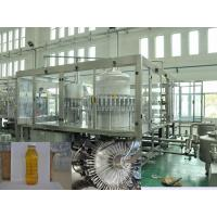 Quality PET Water Bottle Blowing Filling Capping Combiblock 380V 45KW 6000 BPH for sale