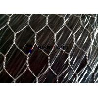 """Quality Electric Galvanized 3/4"""" Premier Poultry Netting , Heavy Duty Chicken Wire Mesh for sale"""