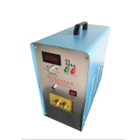 1kg 2kg 3kg Homemade Small Induction Gold Melting Furnace for sale