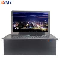 Quality high quality supply mouse with 17.3inch screen flip up monitor lift BF7-17.3A for sale