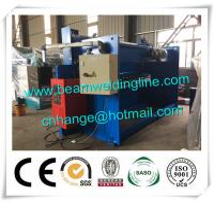 Quality Electro - Hydraulic CNC Press Brake , Automatic Sheet Metal Bending Machine for sale