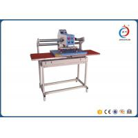 Best Automatic pneumatic double station T Shirt Heat Transfer Machine Textile wholesale