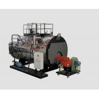 Quality Automatic 2 Ton Gas Fired Steam Boiler For Radiant Heating , High Pressure for sale