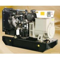 China Reliable Performance Industrial Perkins Diesel Generator 15KVA With LCD Digital Display on sale