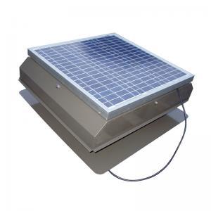 China Florida solar attic fans on sale