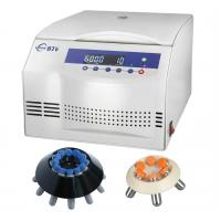 Quality BT6 Benchtop High Capacity Centrifuge Microprocessor Control With Brushless Motor for sale