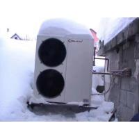 China Split  Inverter Heat Pump 2 Ton WIFI Control All In One For House Heating on sale