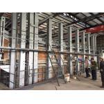 China Quartz Flint Tube Glass Cylinder 1.47 Glass Processing Plant for sale