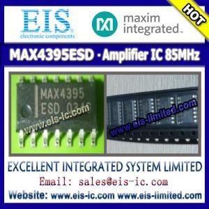 Quality MAX4395ESD - MAXIM - IC OP AMP 85MHZ R-R - sales009@eis-ic.com / sales009@eis-limited.com for sale