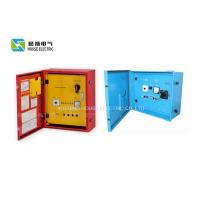Quality Center Pivot Electric Main Control Panel For Irrigation System Easy Operation for sale