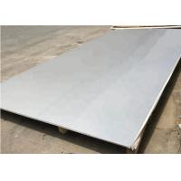 Quality ASTM A240 Grade 430 Stainless Steel Sheets Sand Blasting Surface for sale