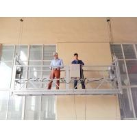 Quality Alloy Aluminum Scaffold Suspended Working Platform For Building Facade Maintenance for sale