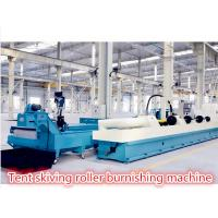 Quality CNC horizontal skiving roller burnishing machine for hydraulic pipe for sale