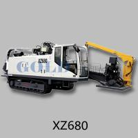 China XZ500 all hydraulic horizontal directional drilling rig 50 Kn torque on sale