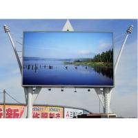 Quality P6 Full Color Outdoor Advertising LED Display TOPLED for sale
