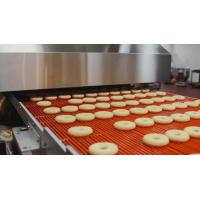 Quality High Automation Donut Production Line with Industrial Dough Sheeting Solution for sale