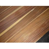 Natural Santos Rosewood Veneer Sheet Crown/Quarter Cut