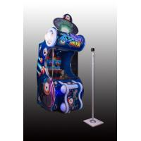 Quality Space Basketball Online Redemption Game Machine / Network Ticket Machine for sale