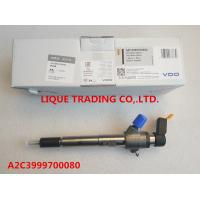Quality VDO INJECTOR A2C3999700080 Common rail injector 92333  for 3.2L 7001105C1 for sale