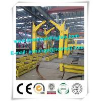 Quality Trailer Chassis Box Beam Production Line Chain Turning Machine 360 Degree Rotation Angle for sale