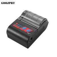Quality Vehicle Data Recorder Portable Bluetooth Printer Roll Diameter 40mm Free SDK Supplied for sale