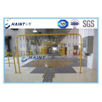 Quality Intelligent Paper Roll Handling Systems Customized Color With CE Standard for sale