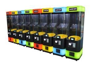 Quality RoSh 75mm Anti Vandal Gift Prize Capsule Toy Egg Dispenser Vending Machine for sale