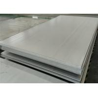 Quality 5mm Thickness Stainless Steel Plate Cold Rolled / Hot Rolled 2B Ba Aisi 304 310s 316 321 for sale