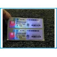 Quality Microsoft Windows 7 Product Key Code COA Key Sticker Permanent Activation for sale