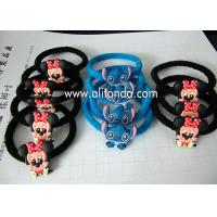 Quality Promotional hair decoration gifts custom girls children hair decorations clips pins ties bands supply for sale