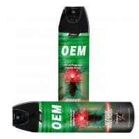 Buy cheap Oil Based Insect Killer Spray , Insecticide Spray Mosquito Repellent Spray 400ml from wholesalers
