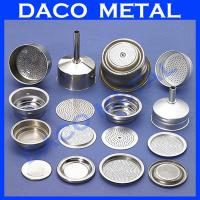 China customer oem various metal iron copper aluminum stainess steel parts deep drawing metal pressing on sale