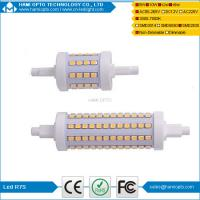 China Newest High lumen 10w 118mm r7s led light, popular 360 degree r7s led corn light for wall on sale