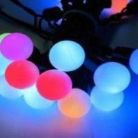 China LED Christmas Ball Light in Multicolor, OEM Orders are Welcome on sale