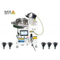 Buy SWT25100F Automatic Cable Tie Machine AC 220V For A Stator Winding Fast Bundle at wholesale prices