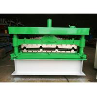 Quality Automatic Wall Panel Roll Forming Machine , 1040 Type Plate Rolling Machine 0.2-0.6mm Thick for sale