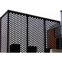China Hollow Engraved /Perforated Aluminum Panel For Cladding Wall Decoration on sale