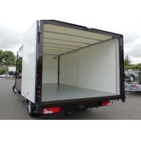 Quality XPS Insulated Sandwich Panel Dry Freight Truck Bodies with Aluminum / GRE profiles for sale