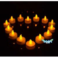 Best Flickering LED Tea Light Battery Candles wholesale