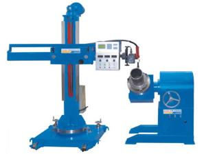 Quality Column Boom 3000mm/Min Elevating Traversing Welding Manipulator for sale