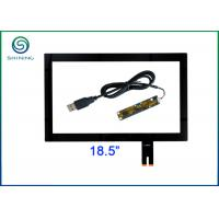 """Quality 18.5""""  Plug and Play Touch Screen Panel With ILI2302 USB Controller For Android Tablets for sale"""