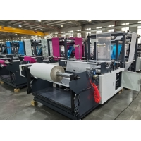 Quality EPC Width 800mm 15KW Pp Bags Manufacturing Machinery for sale