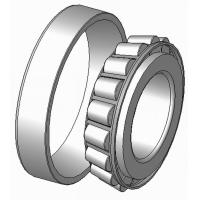 Quality Miniature Small Taper Roller Bearing Tapered Needle Bearing E126097/126151CD for sale