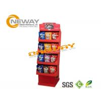 China Cardboard Pop Up Display Stands Full Color Print on sale